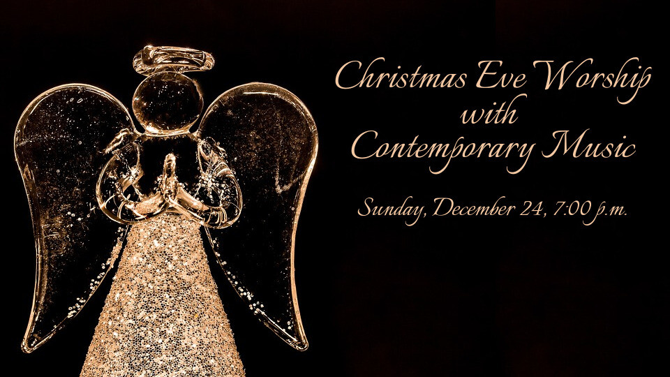 Christmas Eve Worship with Contemporary Music